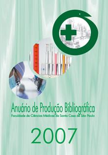 Capa Anuário 2007